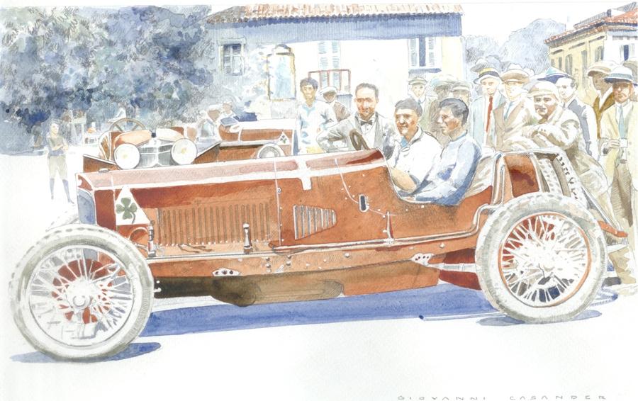 39. Alfa Romeo RLTF