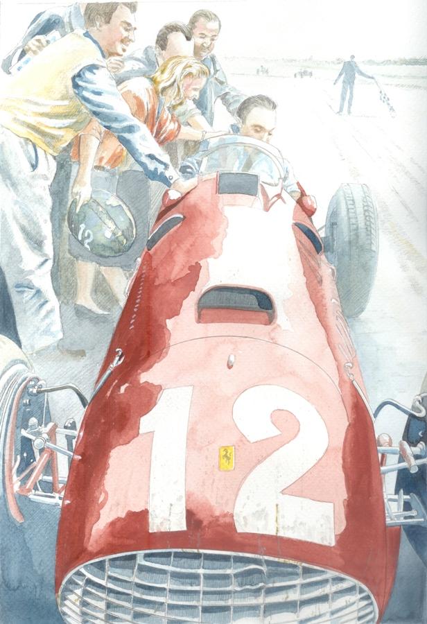 42. Ferrari 375